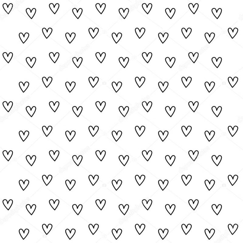 10 Most Popular Heart Background Black And White FULL HD 1920×1080 For PC Desktop 2021 free download black and white heart pattern background stock vector yayha 800x800