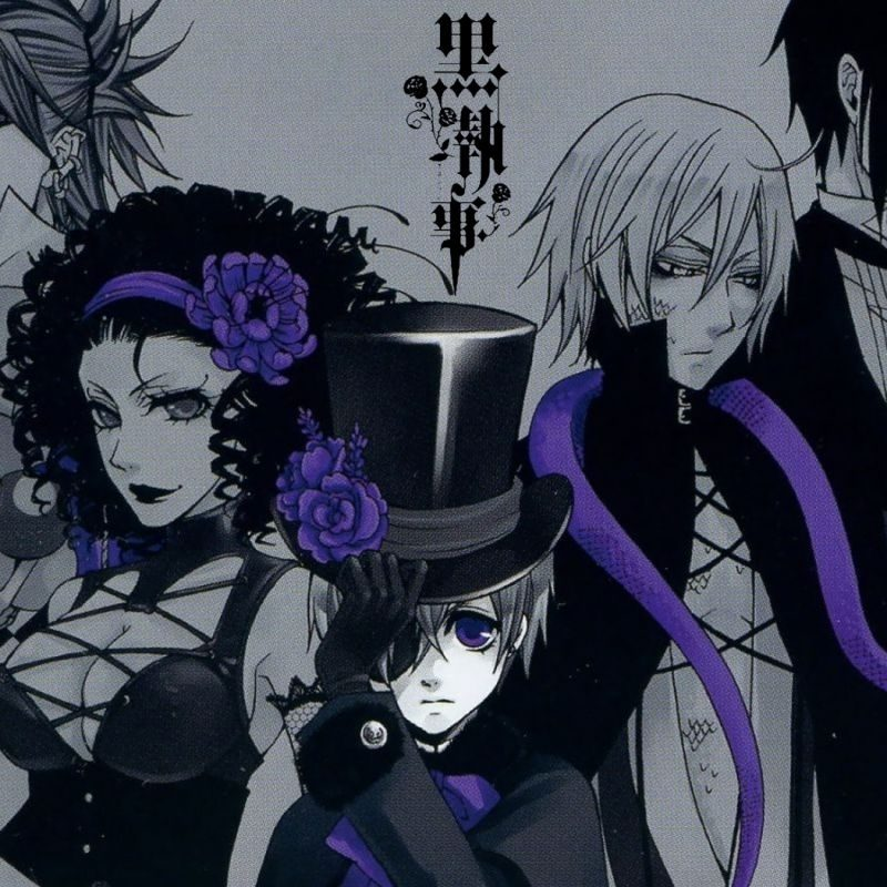 10 Best Black Butler Wallpaper Hd FULL HD 1080p For PC Desktop 2020 free download black butler in blue black butler pinterest black butler 800x800