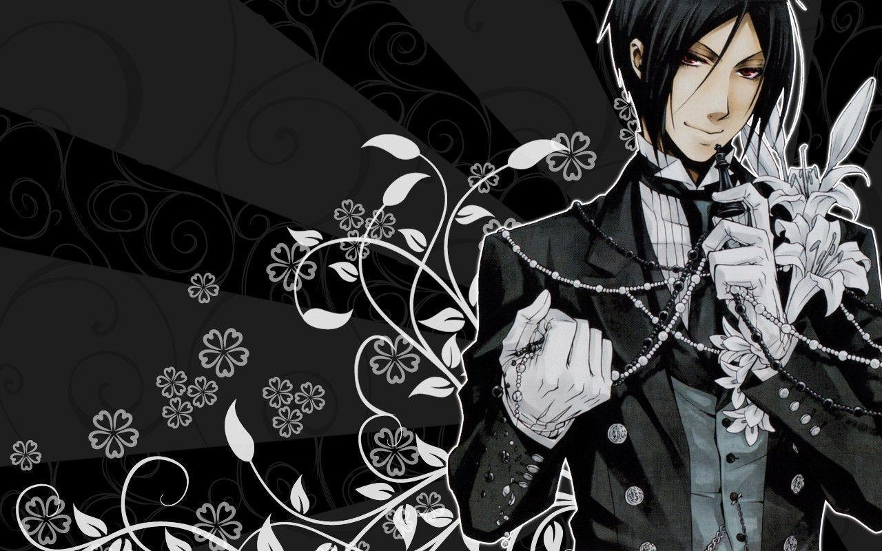 black butler sebastian wallpapers - wallpaper cave
