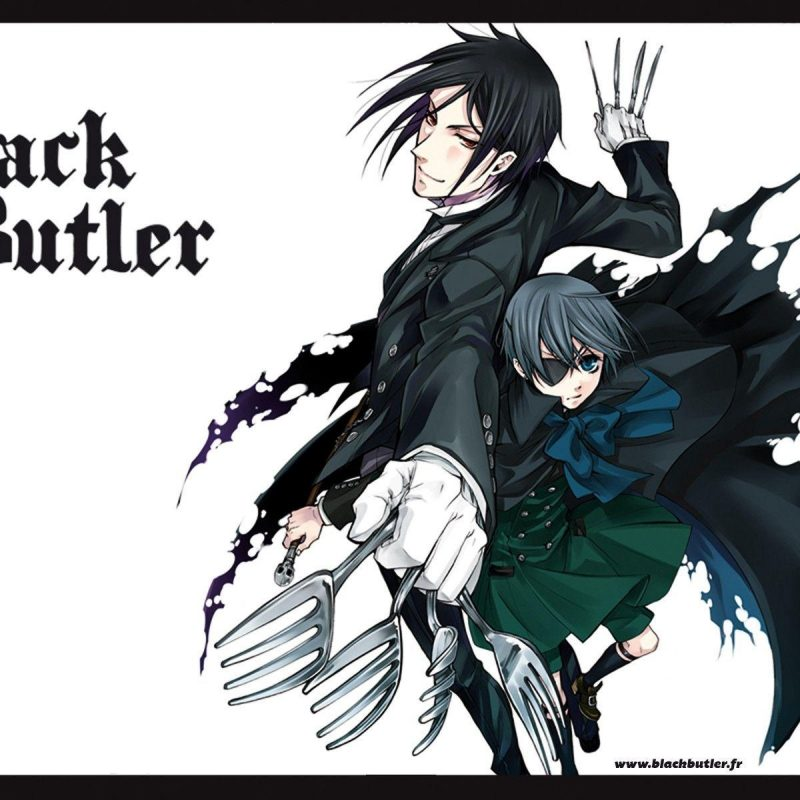 10 Best Black Butler Wall Paper FULL HD 1920×1080 For PC Background 2018 free download black butler wallpapers wallpaper cave 1 800x800