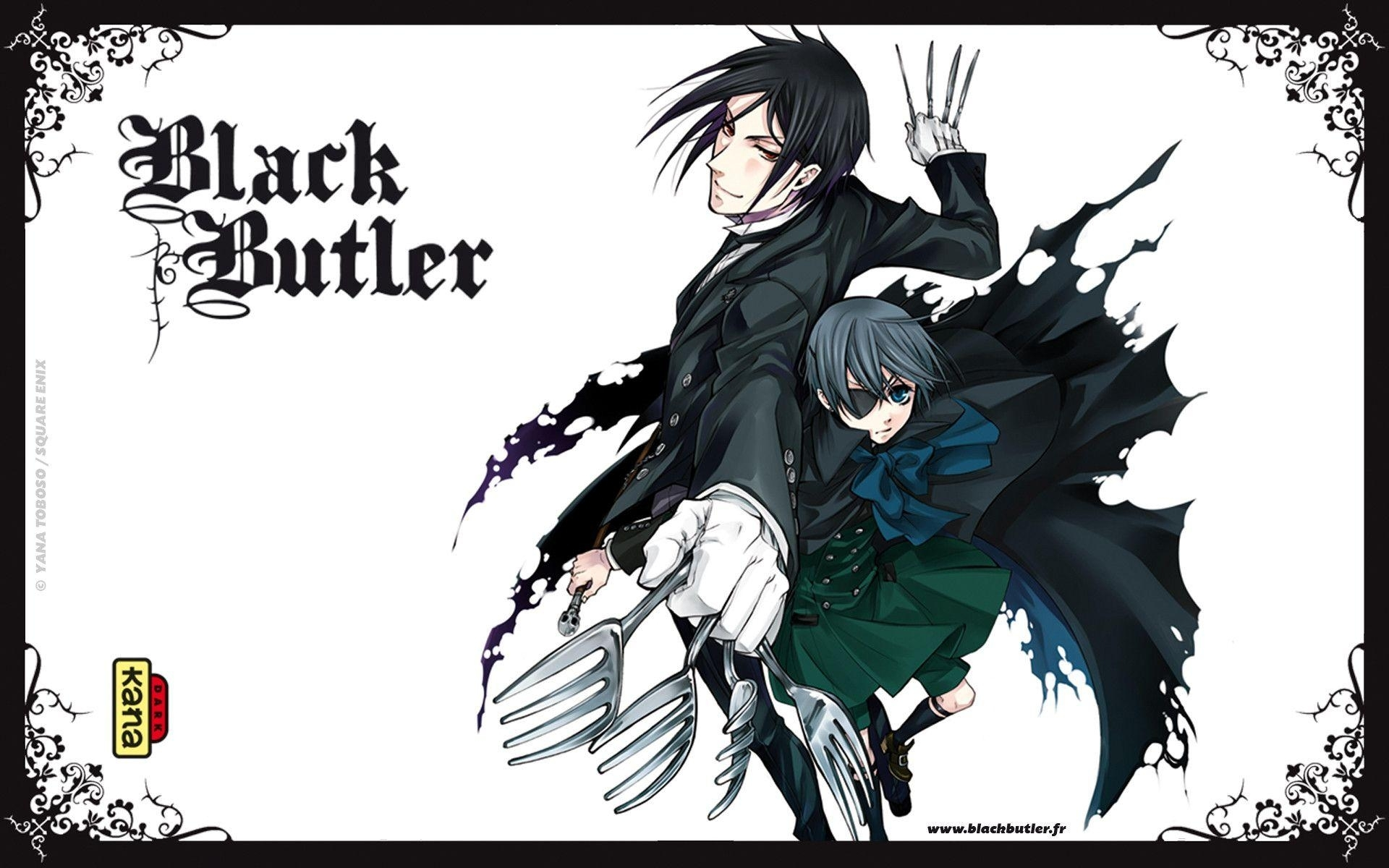 black butler wallpapers - wallpaper cave