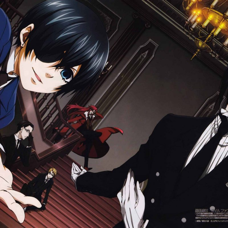 10 New Anime Wallpaper Black Butler FULL HD 1080p For PC Desktop 2020 free download black butler wallpapers wallpaper cave 3 800x800