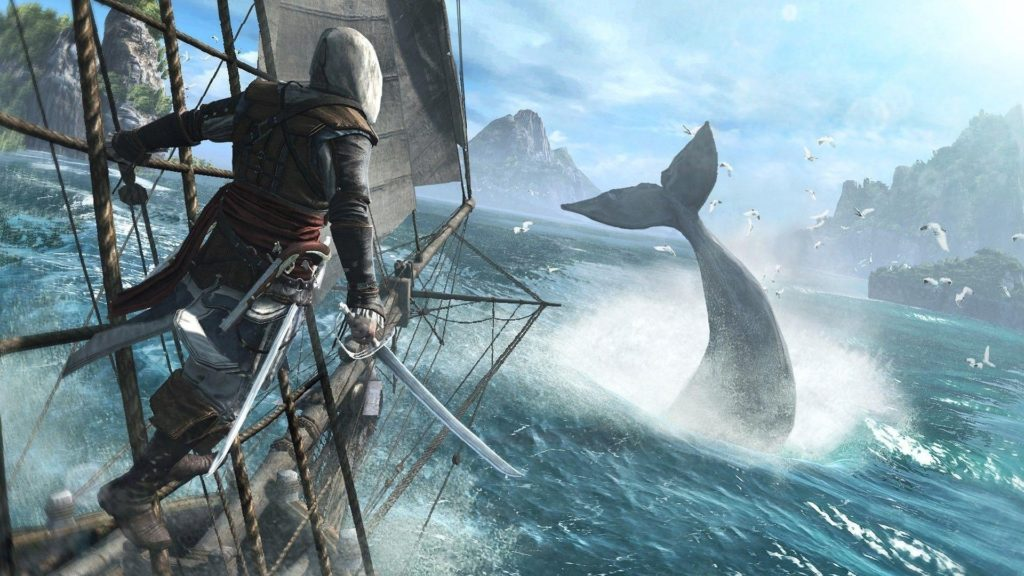 10 Top Ac Black Flag Wallpapers FULL HD 1080p For PC Background 2018 free download black flag wallpapers wallpaper cave 1024x576