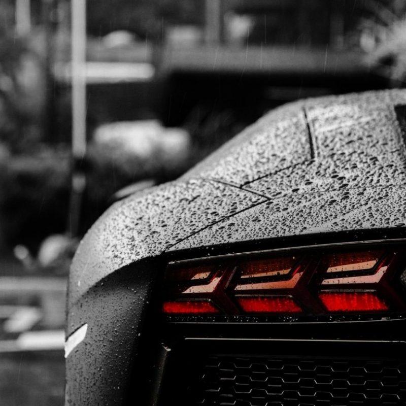 10 Top Lamborghini Aventador Wallpaper Hd Black FULL HD 1920×1080 For PC Background 2018 free download black lamborghini aventador in the rain wallpapers freshwallpapers 800x800