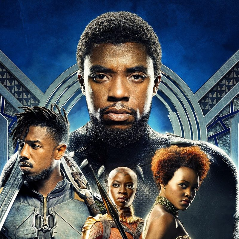 10 Best Black Panther Movie Wallpaper FULL HD 1080p For PC Desktop 2018 free download black panther 2018 movie hd hd movies 4k wallpapers images 800x800