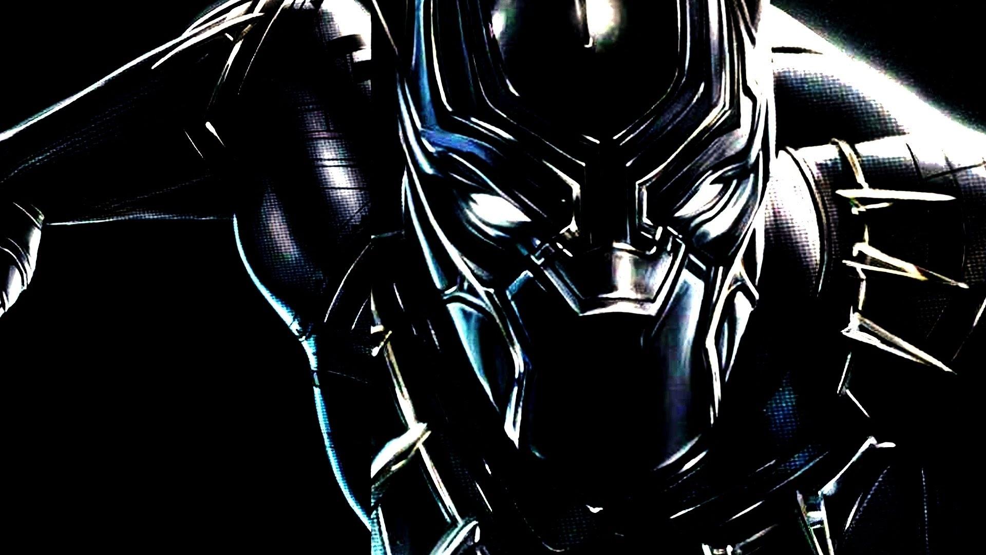 black panther marvel wallpaper