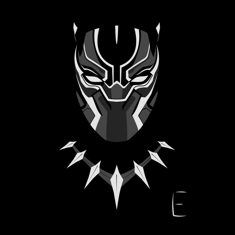 10 New Black Panther Wallpaper Hd FULL HD 1920×1080 For PC Desktop 2018 free download black panther minimalism 4k hd artist 4k wallpapers images 800x800