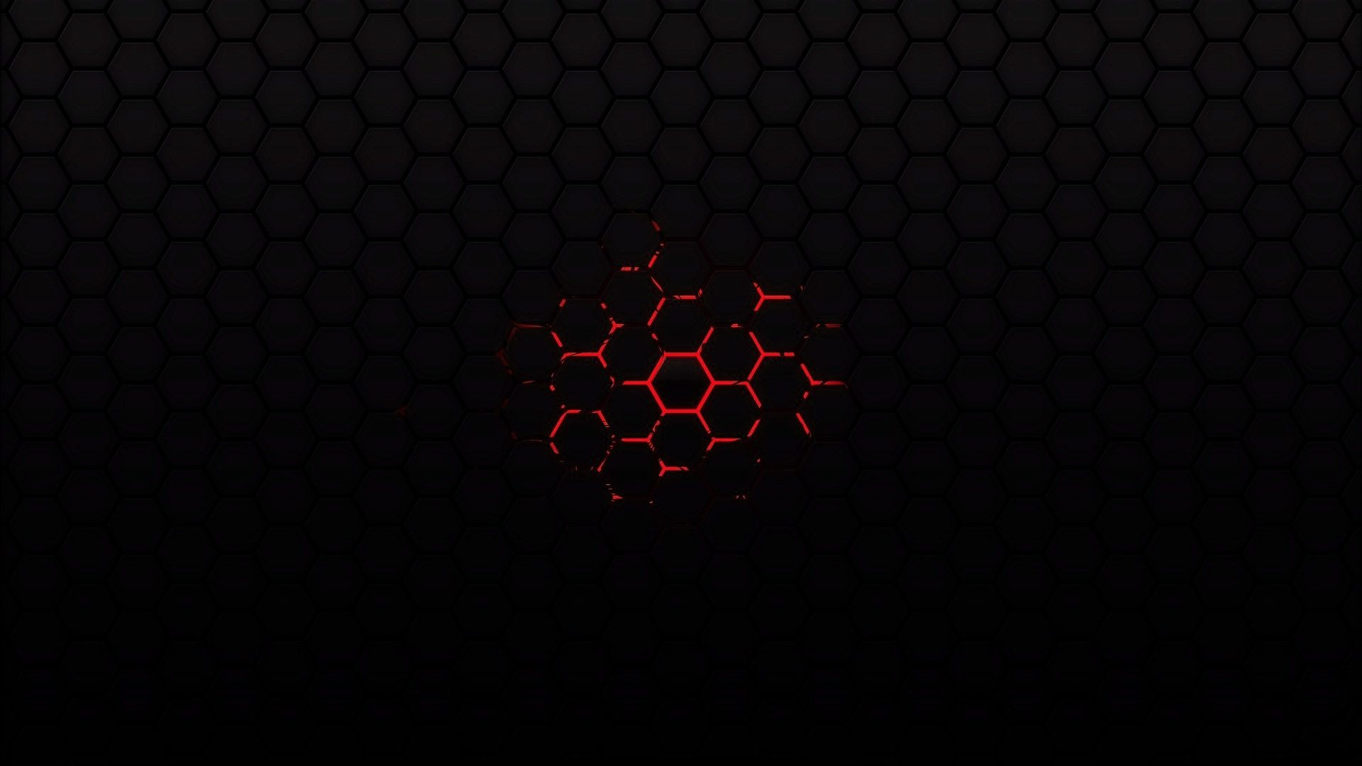 Title Black Red Background Wallpaper