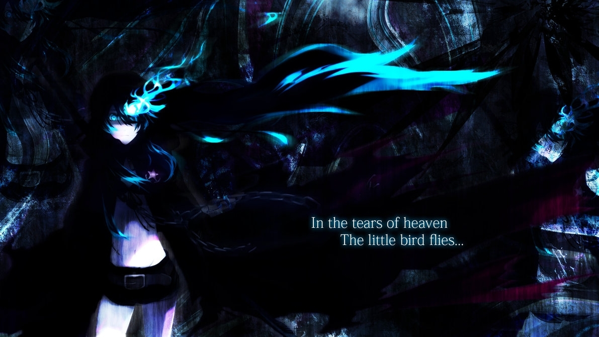 10 Most Popular Black Rock Shooter Background FULL HD 1920×1080 For PC Background