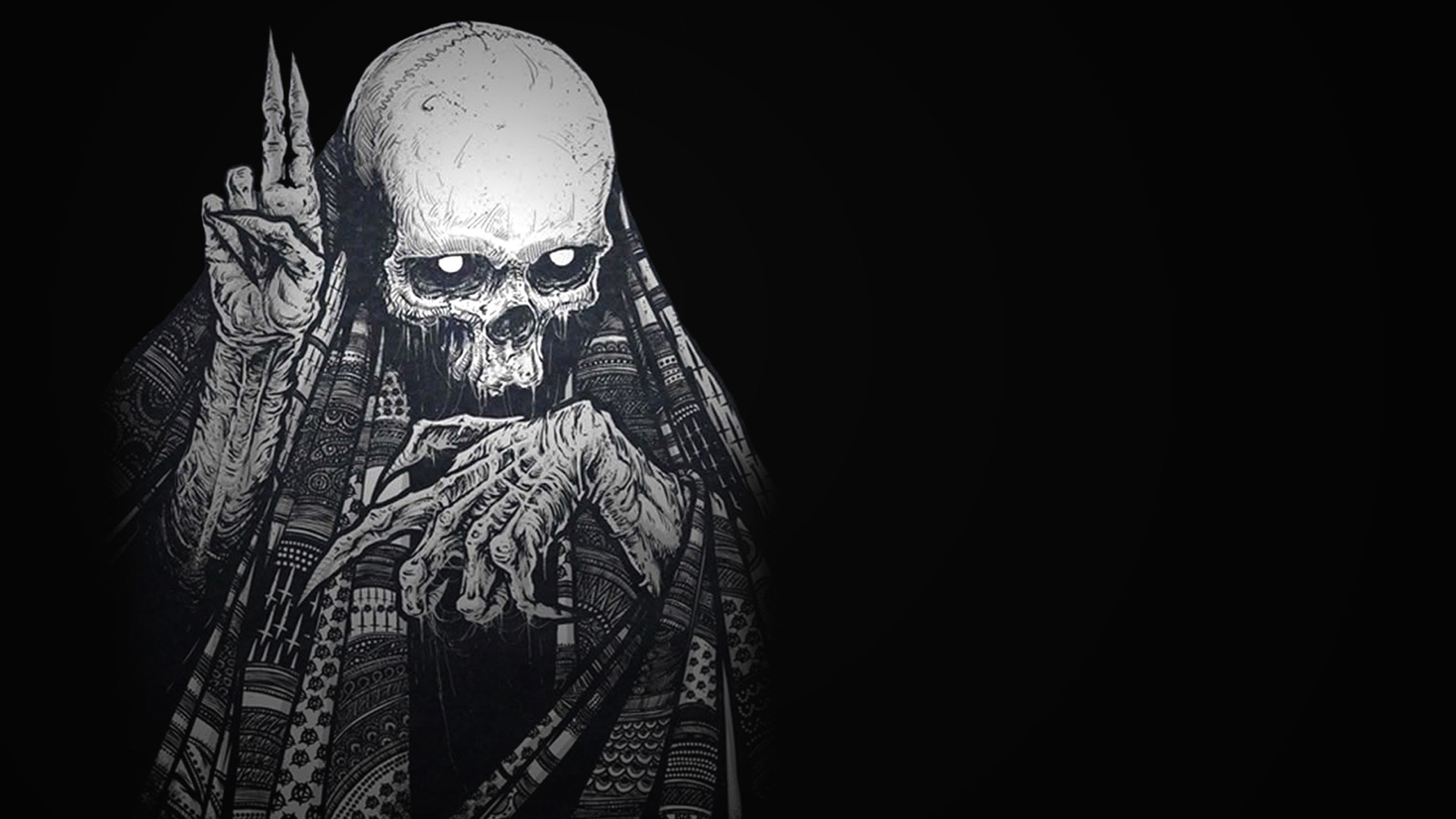 black skull hd desktop wallpaper : high definition : fullscreen 1366