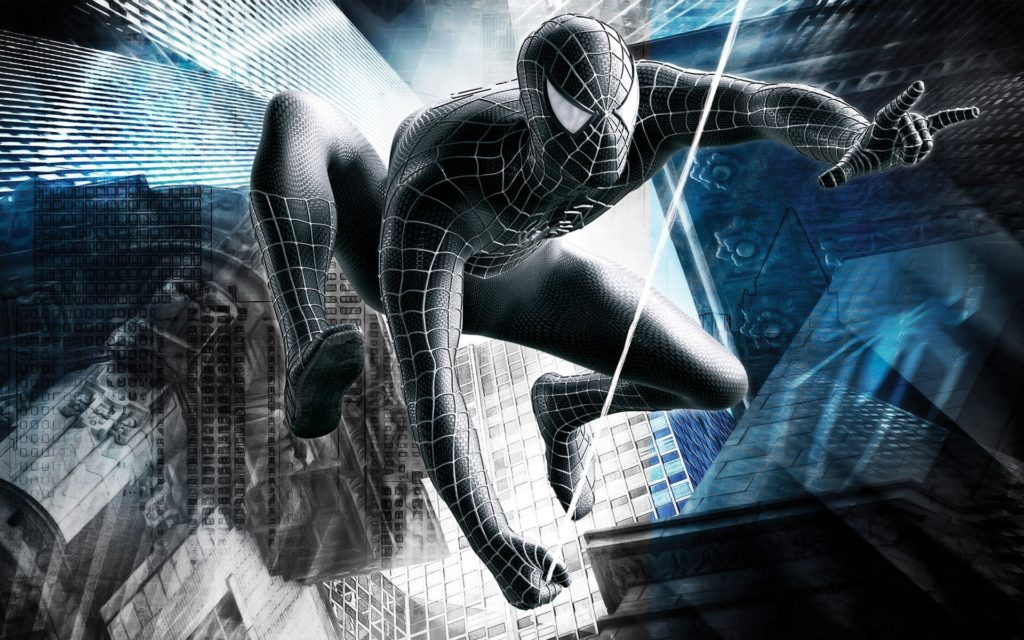 10 Latest Pictures Of The Black Spiderman FULL HD 1920×1080 For PC Desktop 2018 free download black spiderman hd marvel 1024x640