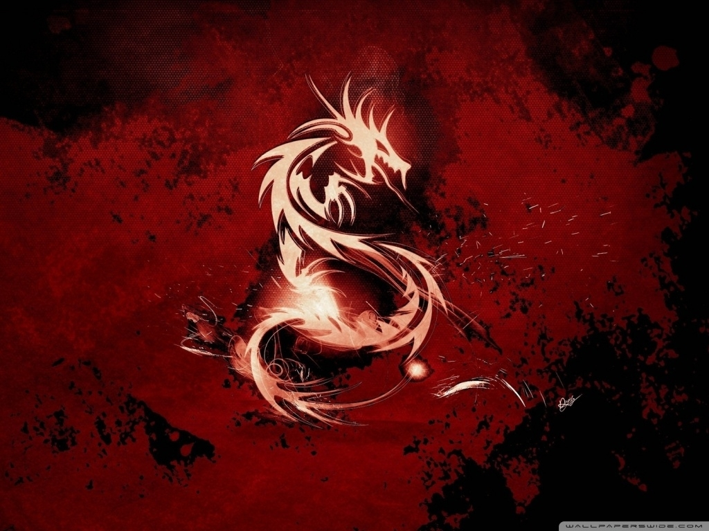 blood red dragon ❤ 4k hd desktop wallpaper for 4k ultra hd tv