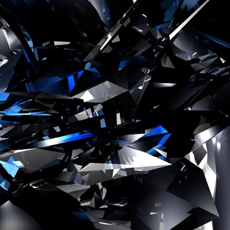 10 Latest Black Blue Shards Wallpaper FULL HD 1920×1080 For PC Desktop 2018 free download blue black hd wallpaper desktop 1920x1080 space concept 2 800x800