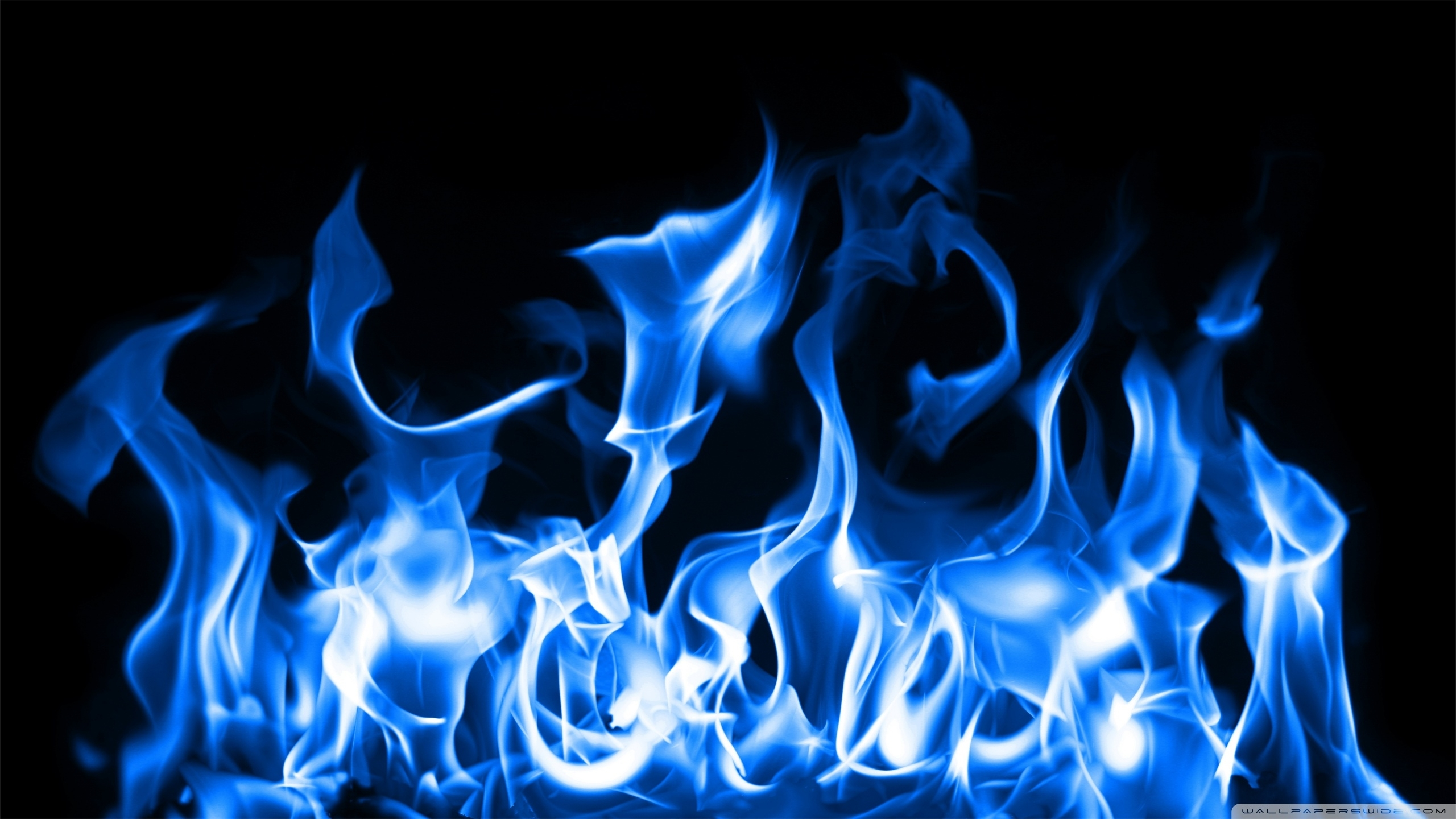 blue fire ❤ 4k hd desktop wallpaper for 4k ultra hd tv • tablet