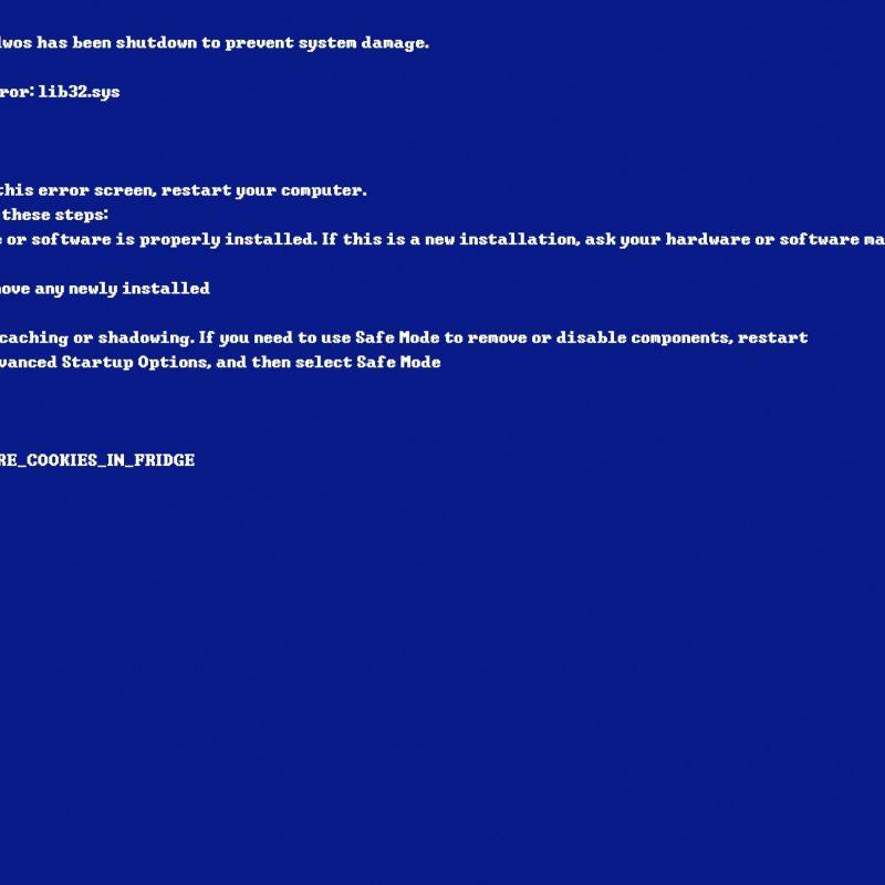 10 Top Blue Screen Of Death Desktop Background FULL HD 1080p For PC Desktop 2020 free download bluescreen of death e29da4 4k hd desktop wallpaper for e280a2 wide ultra 800x800