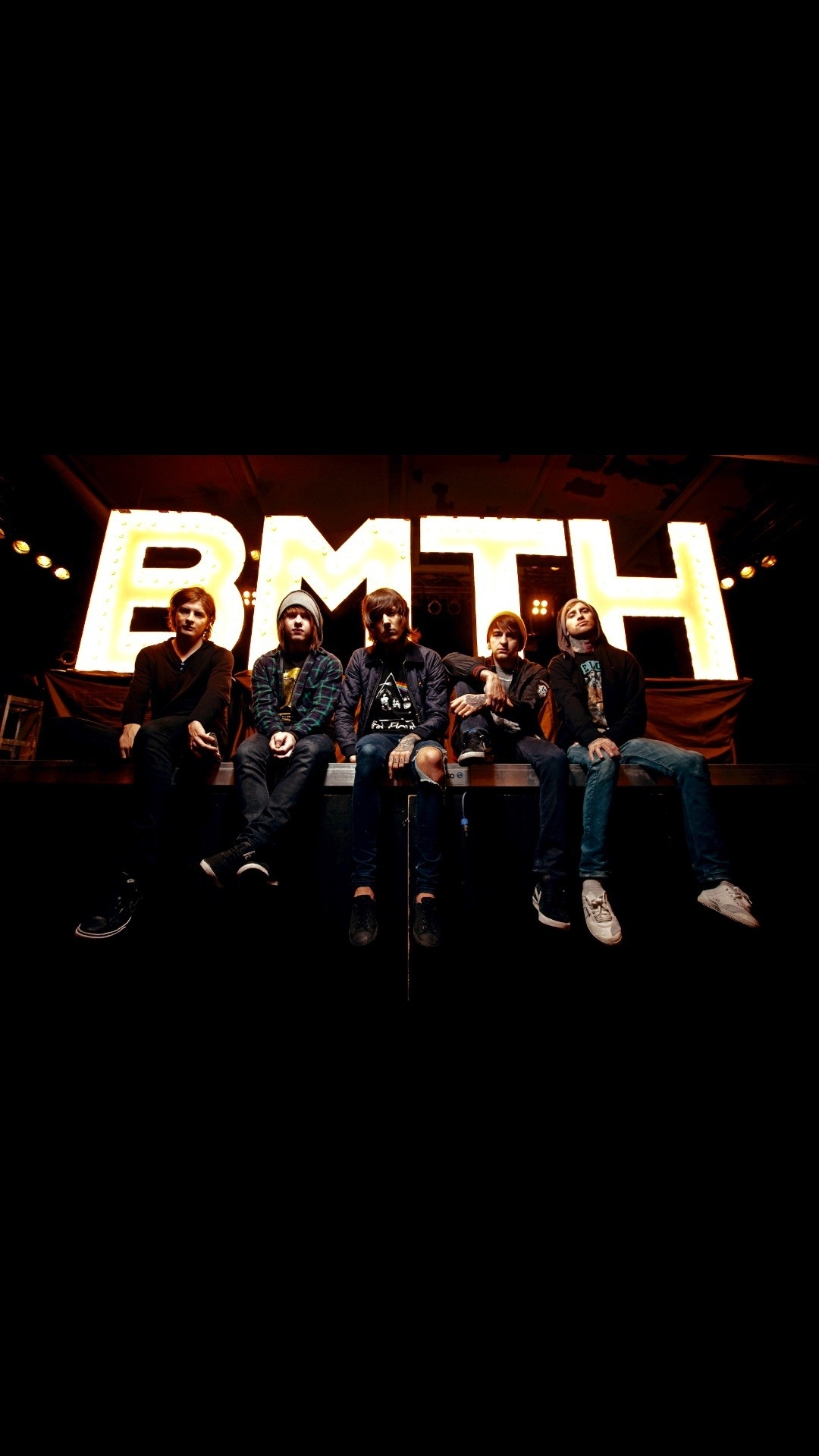 bmth iphone wallpaper (78+ images)