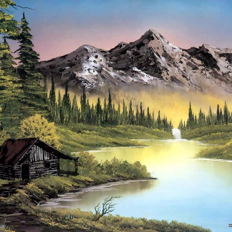10 Top Bob Ross Desktop Wallpaper FULL HD 1080p For PC Background 2018 free download bob ross paintings bob ross oil paintings landscape paintings 1 800x800