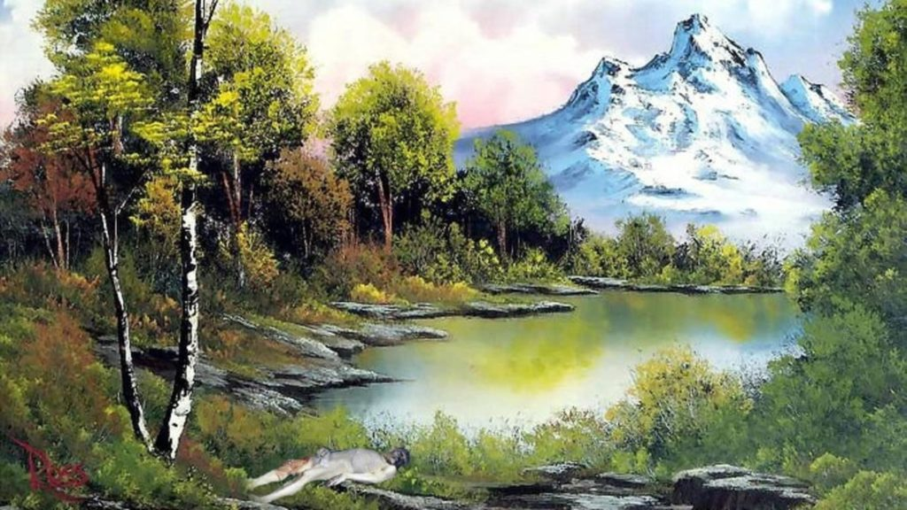 10 Most Popular Bob Ross Paintings Wallpaper FULL HD 1080p For PC Background 2018 free download bob ross wallpaper 63 images 1024x576