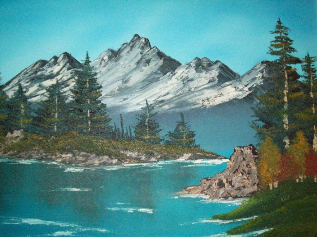 10 Most Popular Bob Ross Paintings Wallpaper FULL HD 1080p For PC Background 2018 free download bob ross wallpapers wallpaper cave 3 1024x768