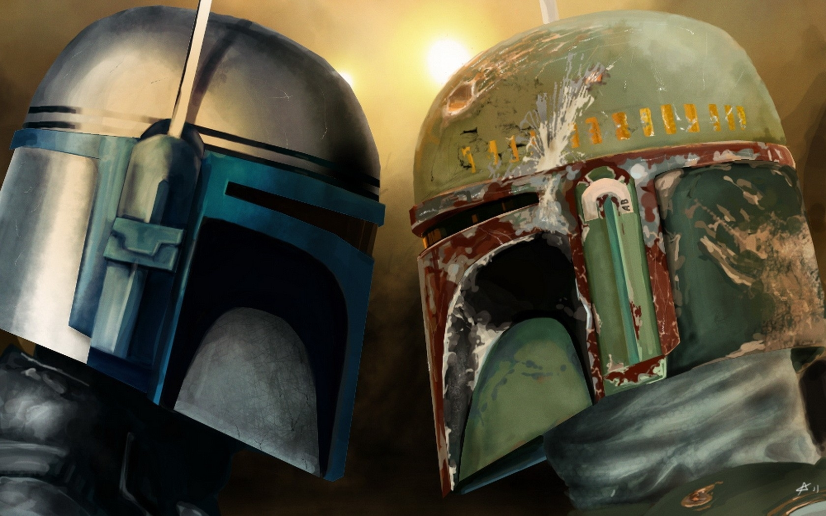 10 New Jango Fett And Boba Fett Wallpaper FULL HD 1920×1080 For PC Background