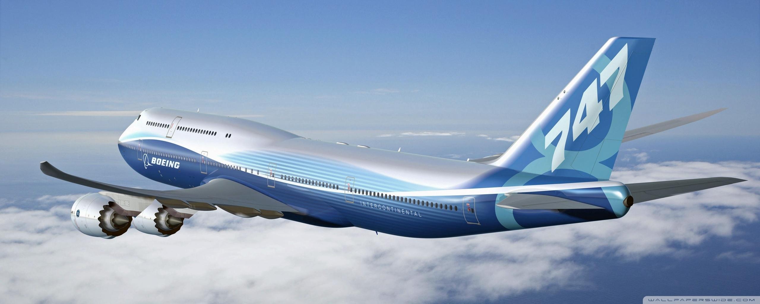 boeing 747 8 intercontinental ❤ 4k hd desktop wallpaper for 4k