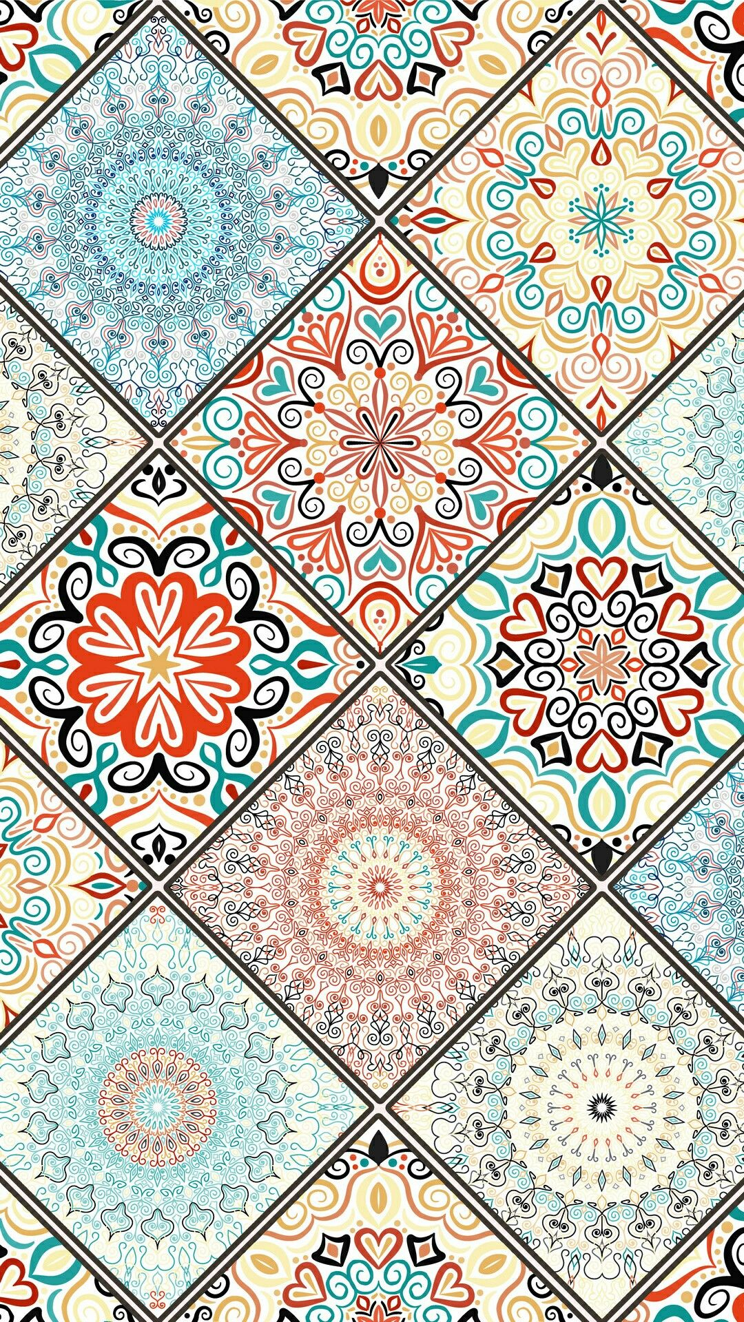boho #bohemian #mandalas #mandala #design | boho wallpapers in 2019
