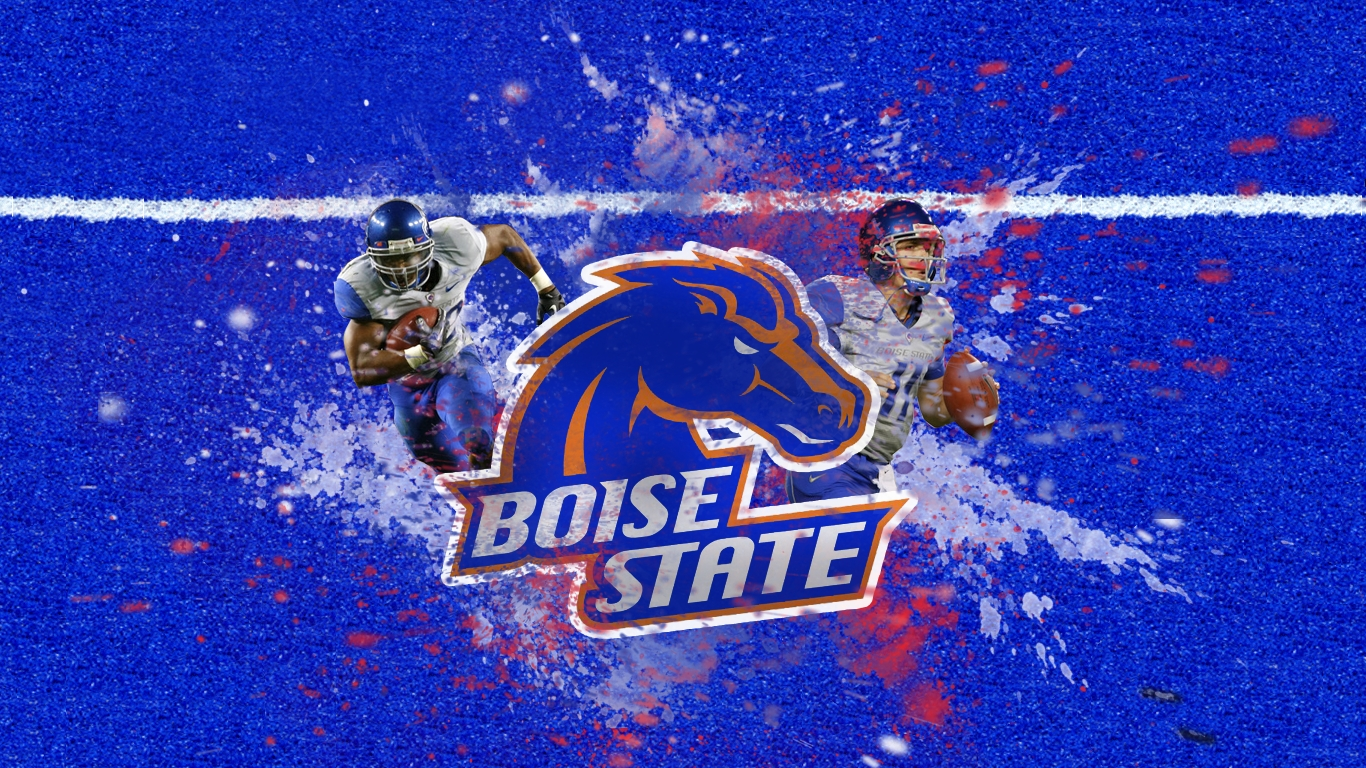 Boise State Broncos Football Wallpapers: 10 Top Boise State Football Wallpapers FULL HD 1920×1080