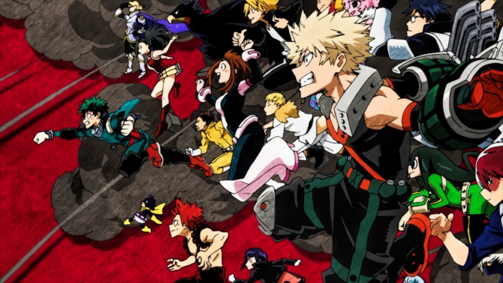 10 Latest Boku No Hero Wallpaper FULL HD 1080p For PC Background 2018 free download boku no hero academia 2 wallpaper 01sanoboss on deviantart 1024x576