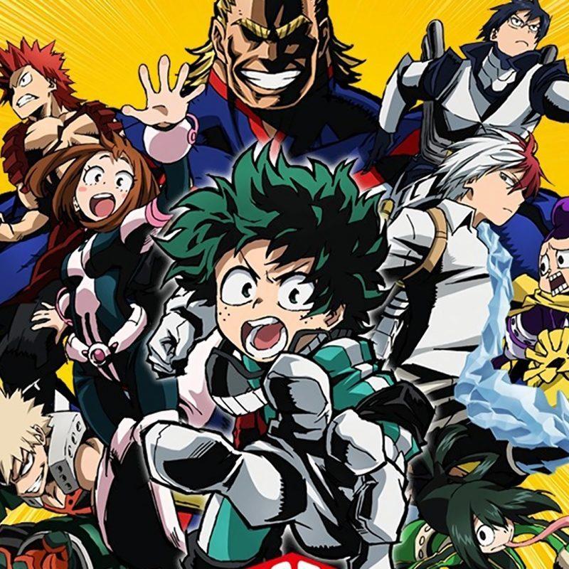 10 New Boku No Hero Academia Hd Wallpaper Full Hd 1080p For Pc Desktop