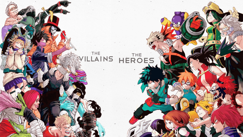 10 Best My Hero Academia Background FULL HD 1920×1080 For PC Desktop 2018 free download boku no hero academia wallpapers wallpaper cave 1 1024x576