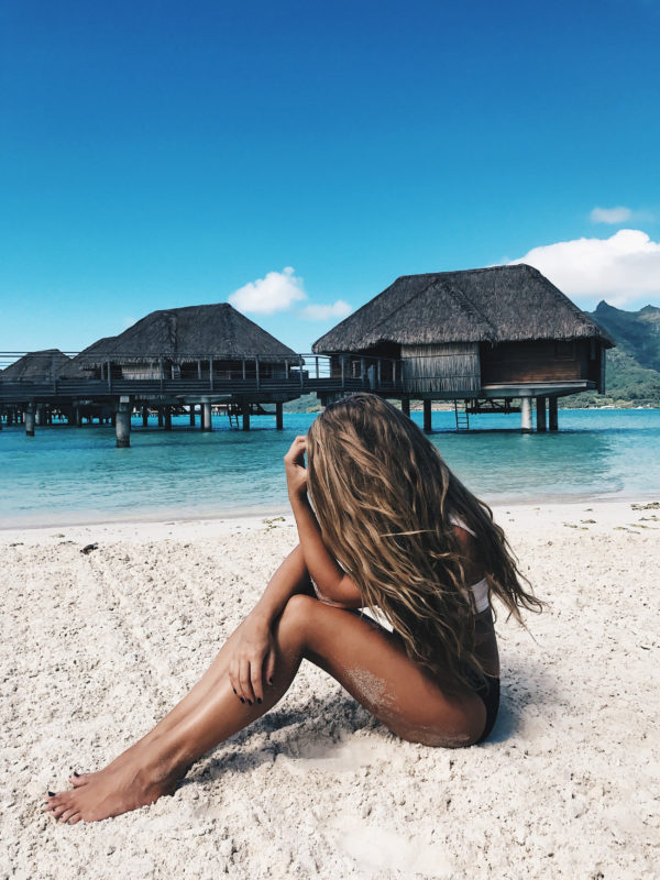 10 Latest Beach Girl Pictures FULL HD 1080p For PC Background 2021 free download bora bora 3 17 travel summer vibes summer photos summer pictures 600x800