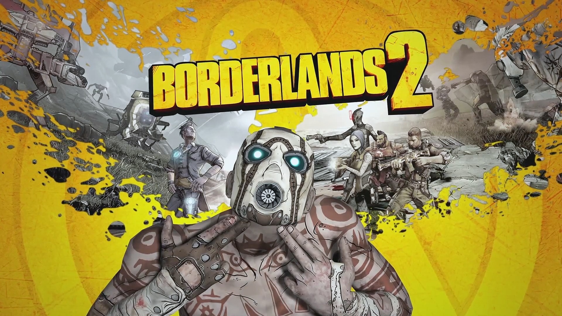 borderlands 2 wallpaper | hd wallpapers