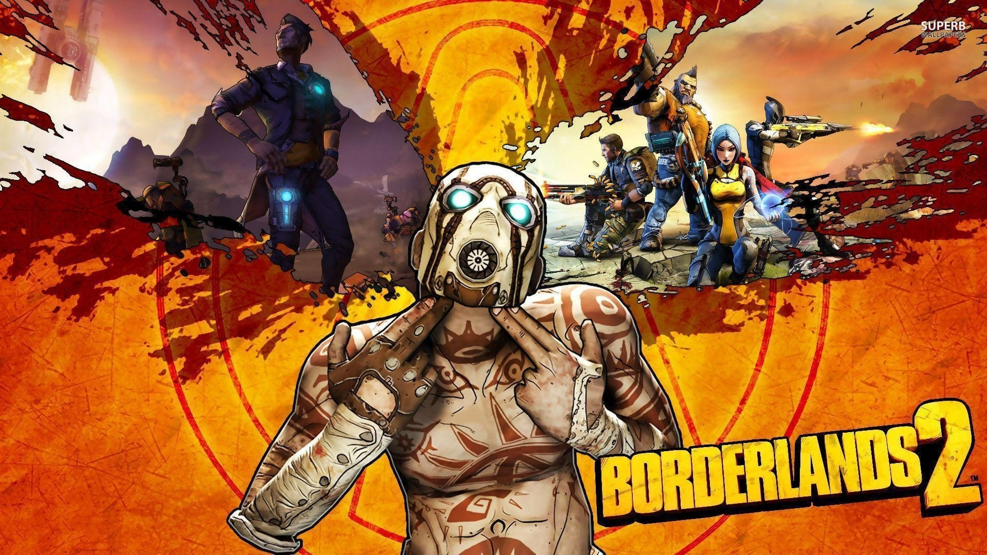 borderlands 2 wallpapers 1920x1080 - wallpaper cave