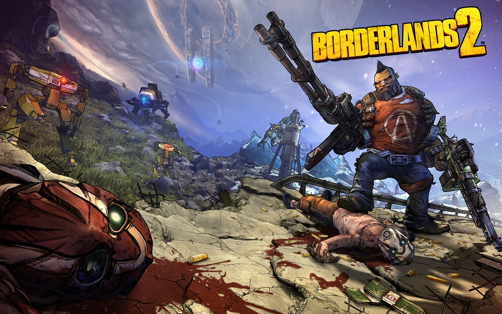 borderlands 2 wallpapers | hd wallpapers | id #10265