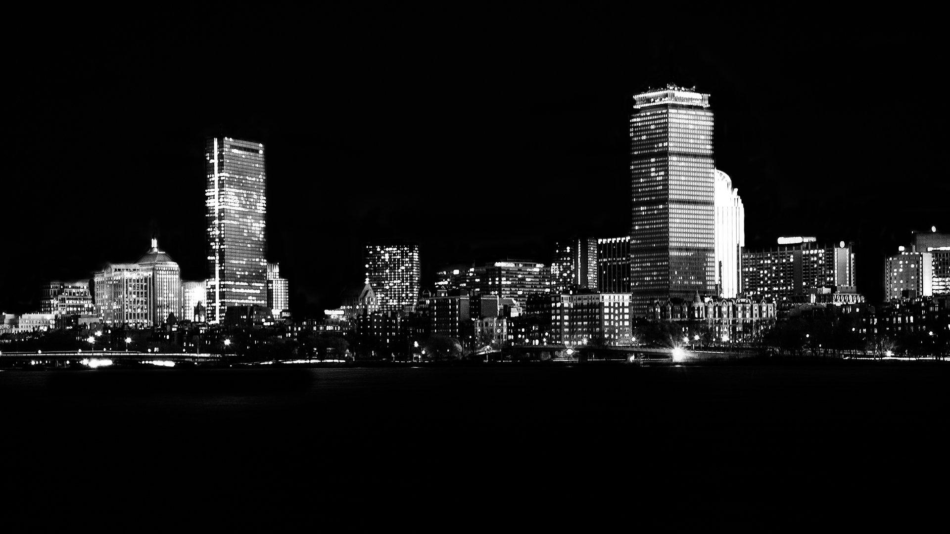 boston skyline 532144 - walldevil