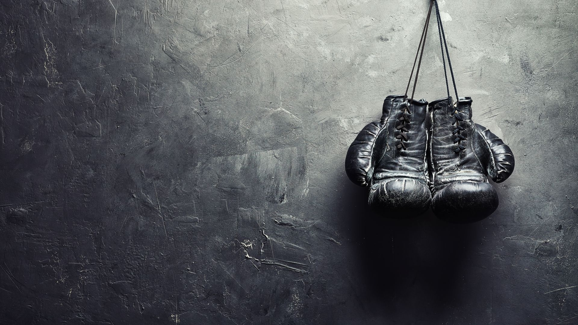 10 New Hanging Boxing Gloves Wallpaper FULL HD 1920×1080 For PC Desktop