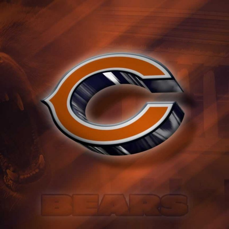 10 Top Chicago Bears Desktop Wallpaper FULL HD 1080p For PC Background 2018 free download brown chicago bears wallpaper simple stainless steel combination 1 800x800