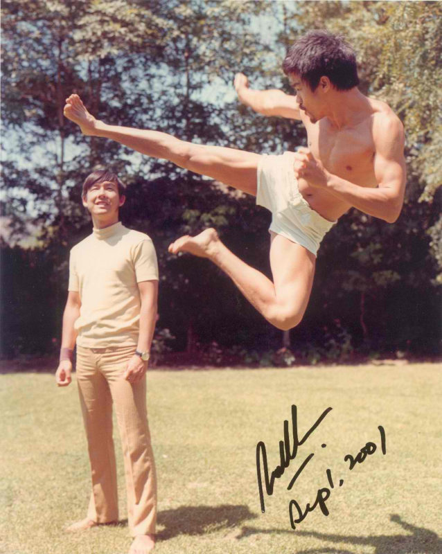 10 Best Bruce Lee Kick Wallpaper FULL HD 1080p For PC Desktop 2020 free download bruce lee images flying kick hd wallpaper and background photos 1 638x800