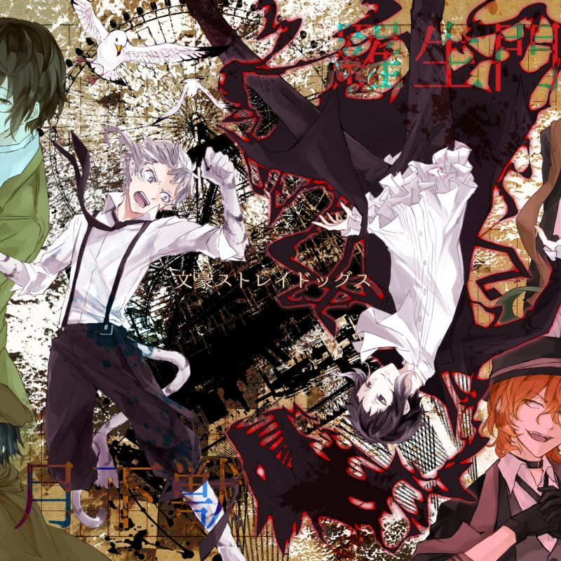 10 Latest Bungo Stray Dogs Wallpaper FULL HD 1080p For PC Desktop 2018 free download bungo stray dogs dazai wallpaper wallpaper de bungou stray dogs 800x800