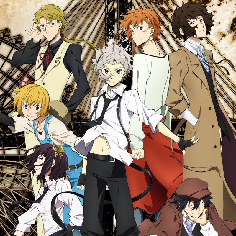 10 Latest Bungo Stray Dogs Wallpaper FULL HD 1080p For PC Desktop 2018 free download bungou stray dogs full hd fond decran and arriere plan 1920x1358 800x800