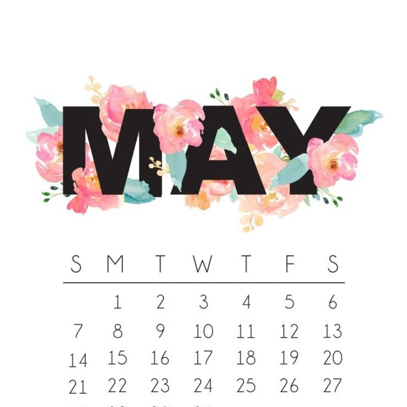 10 Top May 2017 Calendar Wallpaper FULL HD 1080p For PC Background 2018 free download bydawnnicole wp content uploads 2017 04 may 2017 calendar phone 800x800