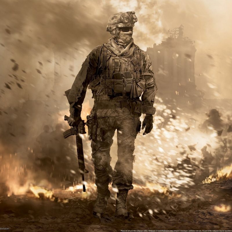 10 Best Call Of Duty Desktop Wallpaper FULL HD 1080p For PC Background 2018 free download call of duty 6 modern warfare 2 hd wallpaper 9 1600x1200 800x800
