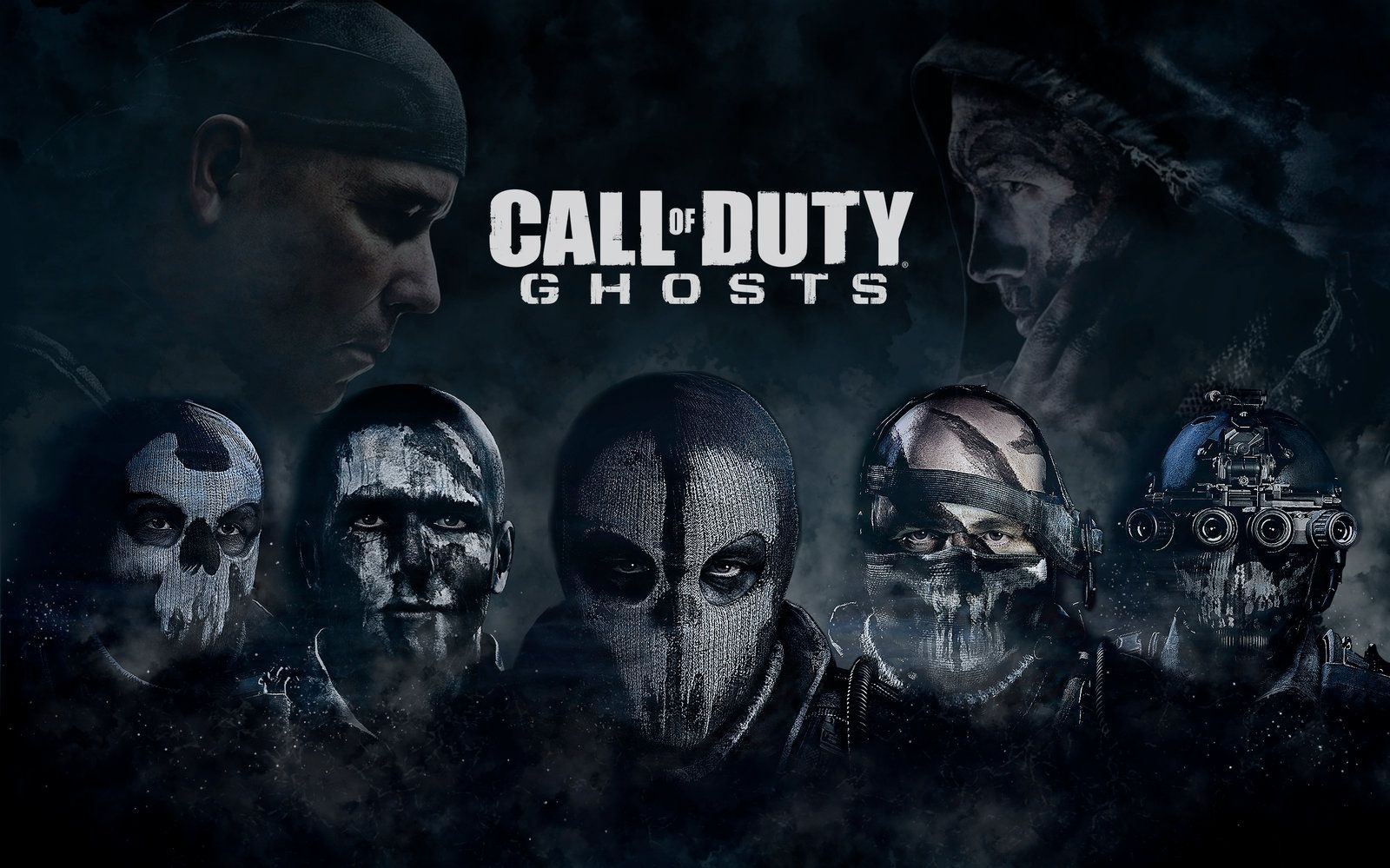 call-of-duty-ghost-wallpaper-2 | call of duty ghosts wallpaper