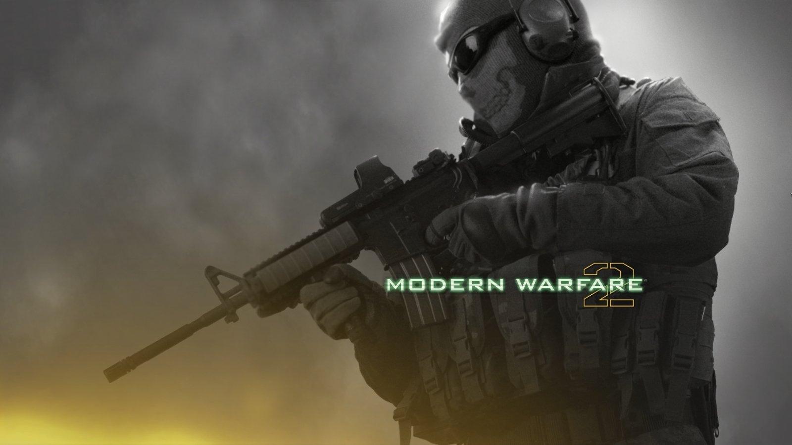 call of duty: modern warfare 2 fond d'écran and arrière-plan