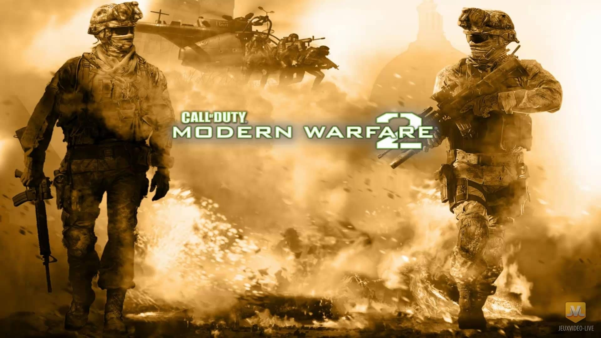 Title Call Of Duty Modern Warfare 2 Remastered Repere Sur Ps4 Et Xbox Dimension 1920 X 1080 File Type JPG JPEG