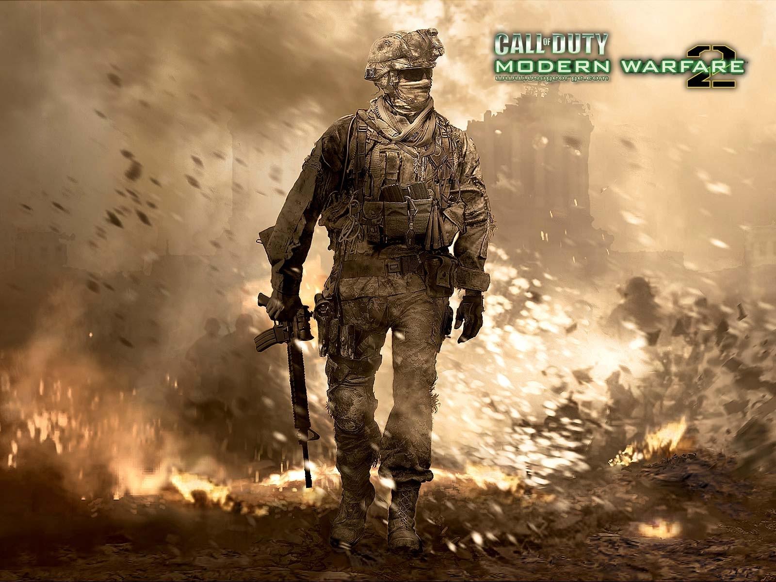 call of duty modern warfare 2 wallpapers | hd wallpapers | id #7244