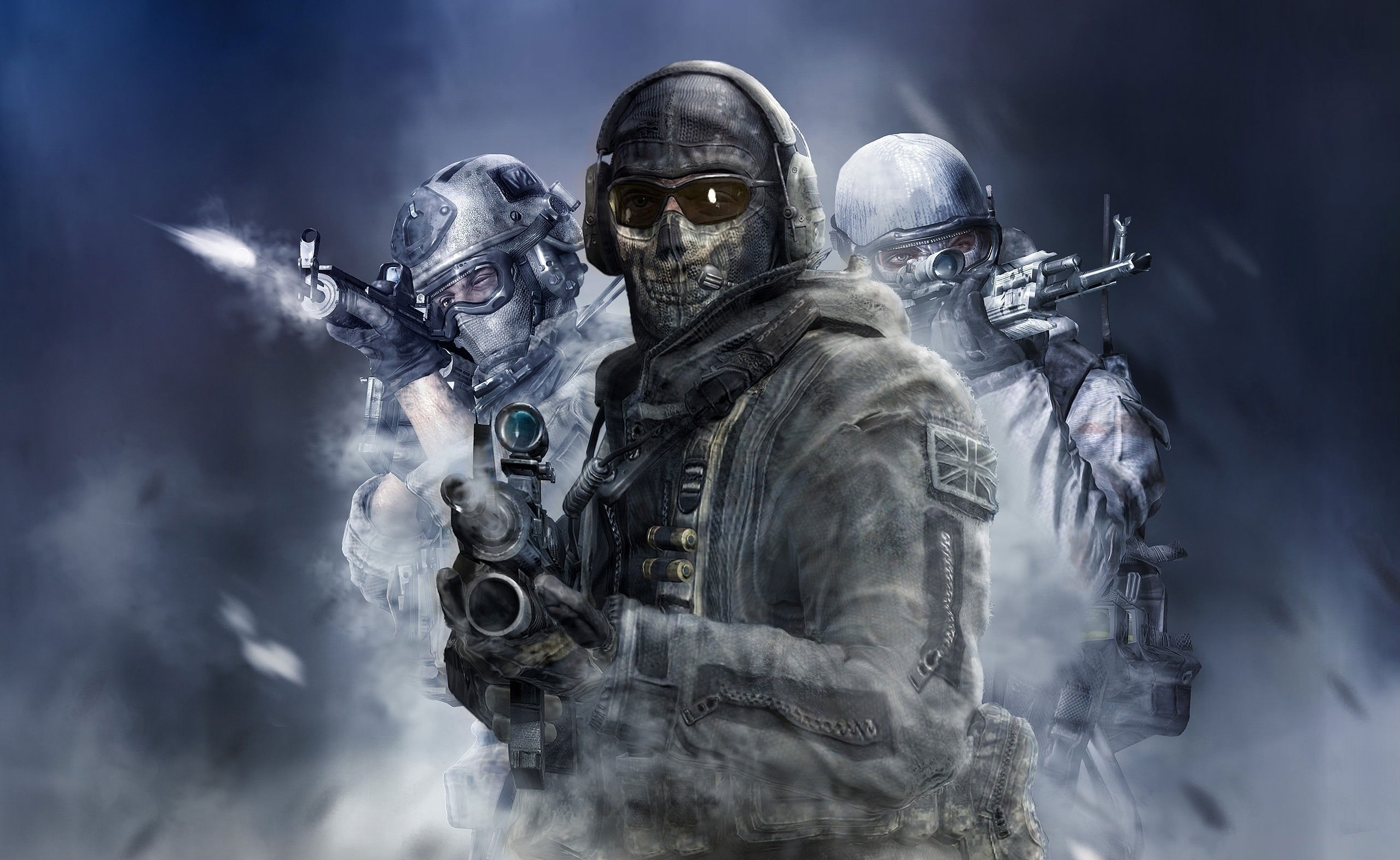 call of duty: modern warfare full hd wallpaper and background image