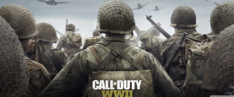 10 New Call Of Duty Ww2 Hd Wallpaper FULL HD 1080p For PC Background 2020 free download call of duty wwii 2017 game e29da4 4k hd desktop wallpaper for 4k ultra 800x333