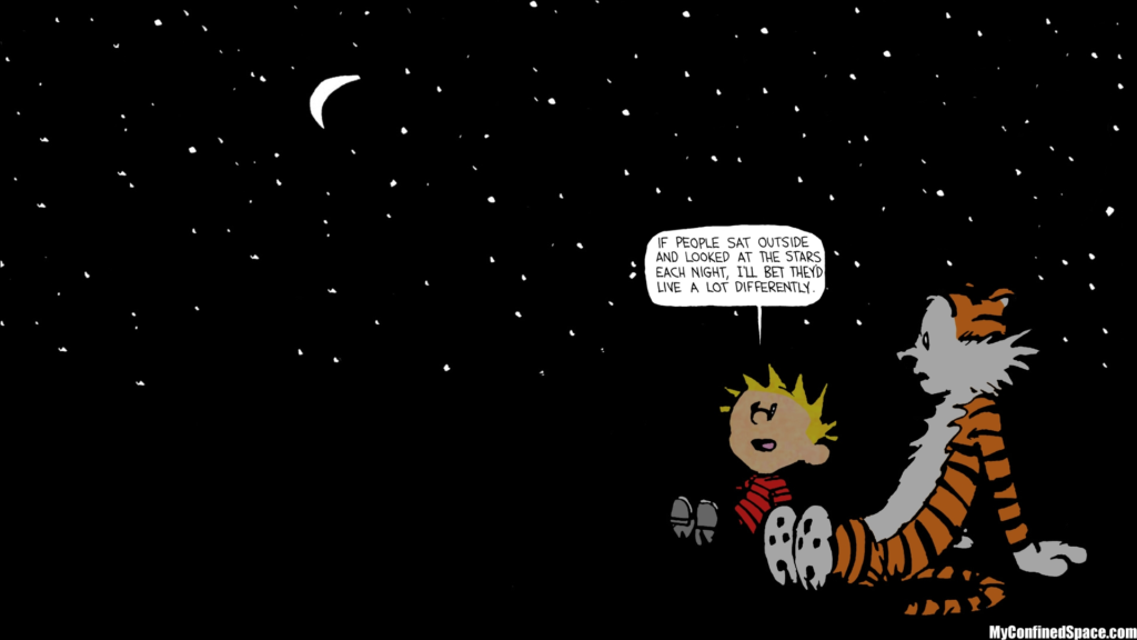 10 New Calvin And Hobbes Desktop Wallpaper FULL HD 1080p For PC Background 2018 free download calvin hobbes stars quote google search all pinterest star 1024x576