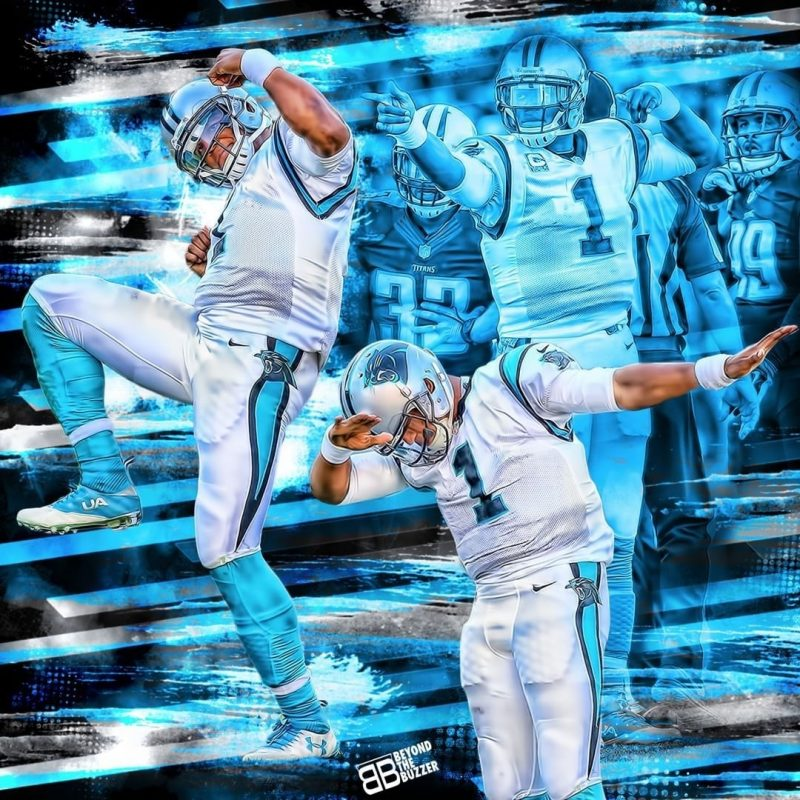 10 Top Cam Newton Dab Wallpaper FULL HD 1080p For PC Background 2018 free download cam newton color rush dabbing dab dance wallpaper 800x800